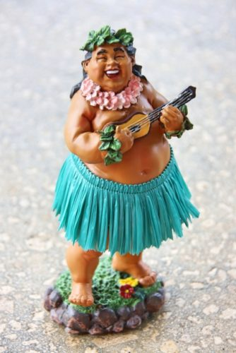 ポリネシアン美人・ハワイ