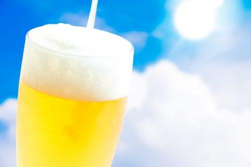 夏はビール!!